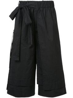 многослойные шорты с завязками на талии Craig Green