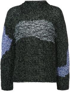 свитер Acid Oversized Oamc
