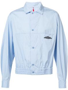 куртка-рубашка Lowers Oamc
