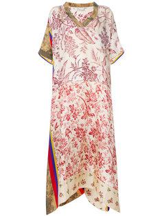 платье  Pierre-Louis Mascia