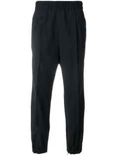 спортивные брюки с эластичным поясом Kris Van Assche