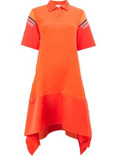 асимметричное платье-поло  Koche