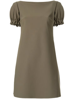 платье шифт с короткими рукавами  Chiara Boni La Petite Robe