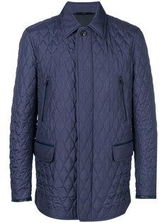 куртка с потайной застежкой Brioni