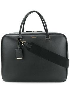 дорожная сумка с логотипом Jil Sander