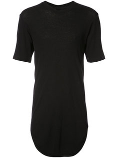 удлиненная футболка Julius
