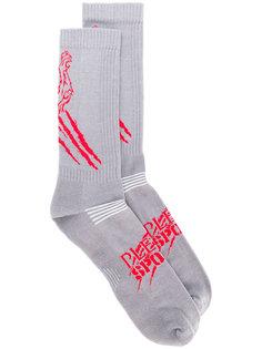 трикотажные носки с логотипом Plein Sport