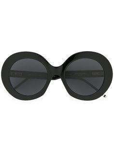 солнцезащитные очки в стиле оверсайз Thom Browne Eyewear