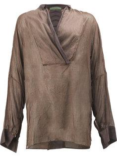 рубашка с V-образным вырезом Di Liborio
