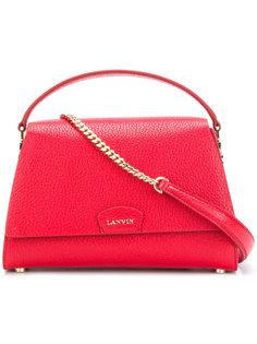 маленькая сумка-тоут в форме трапеции Lanvin