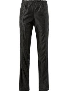 спортивные брюки с полосками и логотипом  Faith Connexion