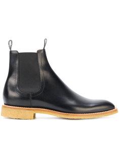 ботинки-челси с ярлыком с логотипом Givenchy