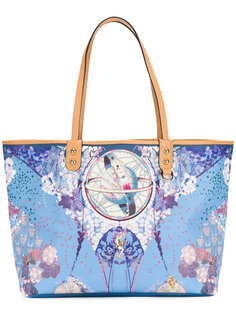 сумка-шоппер с принтом Etro