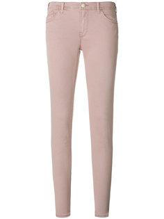 джинсы скинни с классической талией  Emporio Armani
