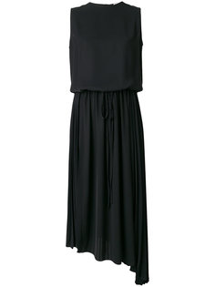 асимметричное платье Jil Sander