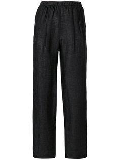 брюки с эластичной талией  Masscob
