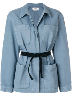 куртка с поясом Isabel Marant Étoile