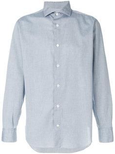 классическая приталенная рубашка Eleventy