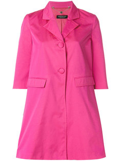 пальто с короткими рукавами на пуговицах  Twin-Set