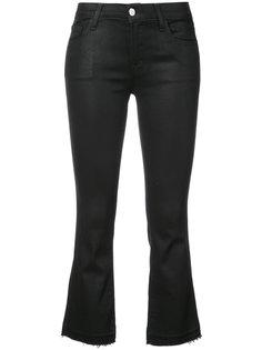 укороченные расклешенные джинсы Selena J Brand