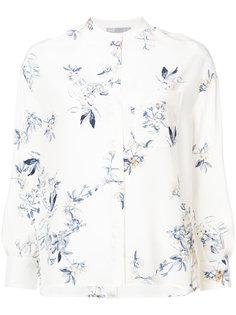 рубашка с цветочным рисунком Vince