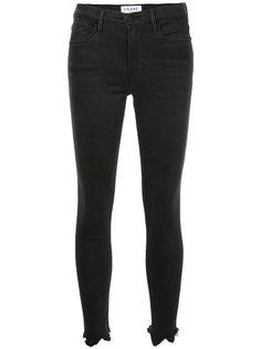джинсы скинни Le High Frame Denim