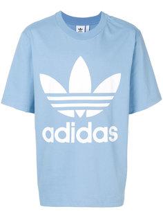футболка Trefoil Adidas Originals Adidas Originals