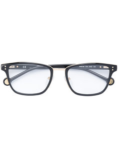 очки в прямоугольной оправе Carolina Herrera