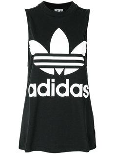 топ с принтом Adidas Originals Adidas