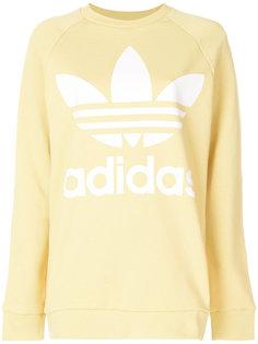 толстовка с логотипом Adidas Originals Adidas Originals