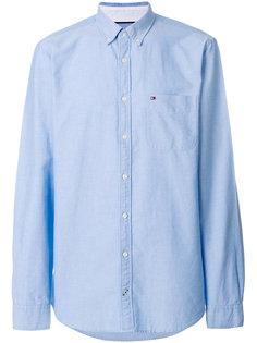 рубашка с нагрудным карманом Tommy Hilfiger