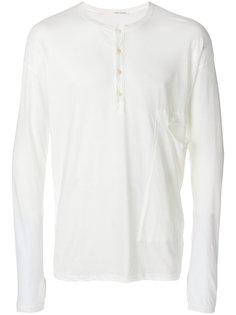 футболка с длинными рукавами Isabel Benenato