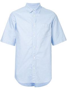 рубашка с короткими рукавами Sacai