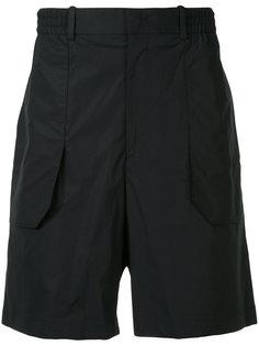 шорты с большими карманами Wooyoungmi