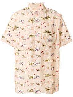 рубашка с короткими рукавами и принтом Levis Vintage Clothing