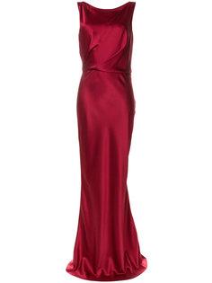 платье без рукавов  Nili Lotan