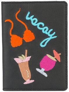 обложка для паспорта Vacay Lizzie Fortunato Jewels