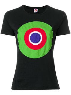 футболка с принтом  Circle Be Dfferent