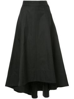 расклешенная юбка миди  Le Ciel Bleu