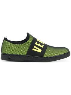 кроссовки с логотипом Versus