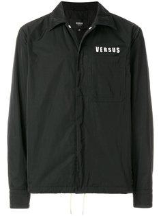 куртка рубашечного типа Versus