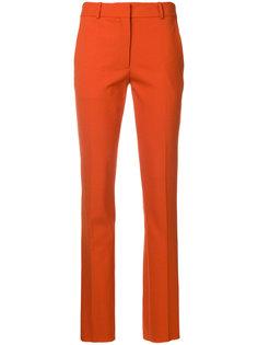 строгие прямые брюки  Victoria Beckham