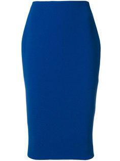 классическая юбка-карандаш  Victoria Beckham