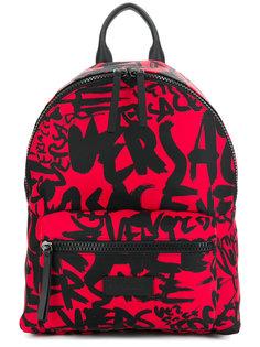рюкзак с принтом Versace