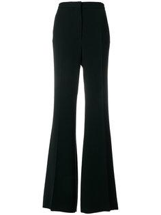 расклешенные брюки с завышенной талией  Rochas