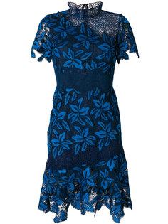 кружевное платье Mosaic Sea