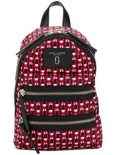 рюкзак с принтом логотипа Marc Jacobs