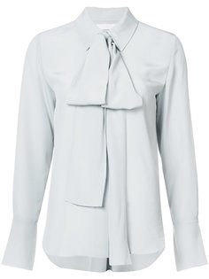 блузка с бантом у шеи Chloé