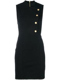 мини-платье на кнопках Pierre Balmain