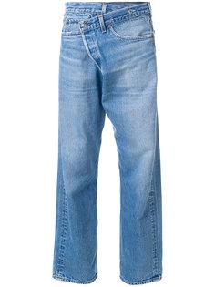 джинсы свободного кроя R13